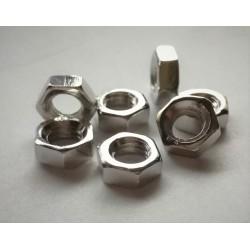 Metallihelmi, mutteri (15 kpl)