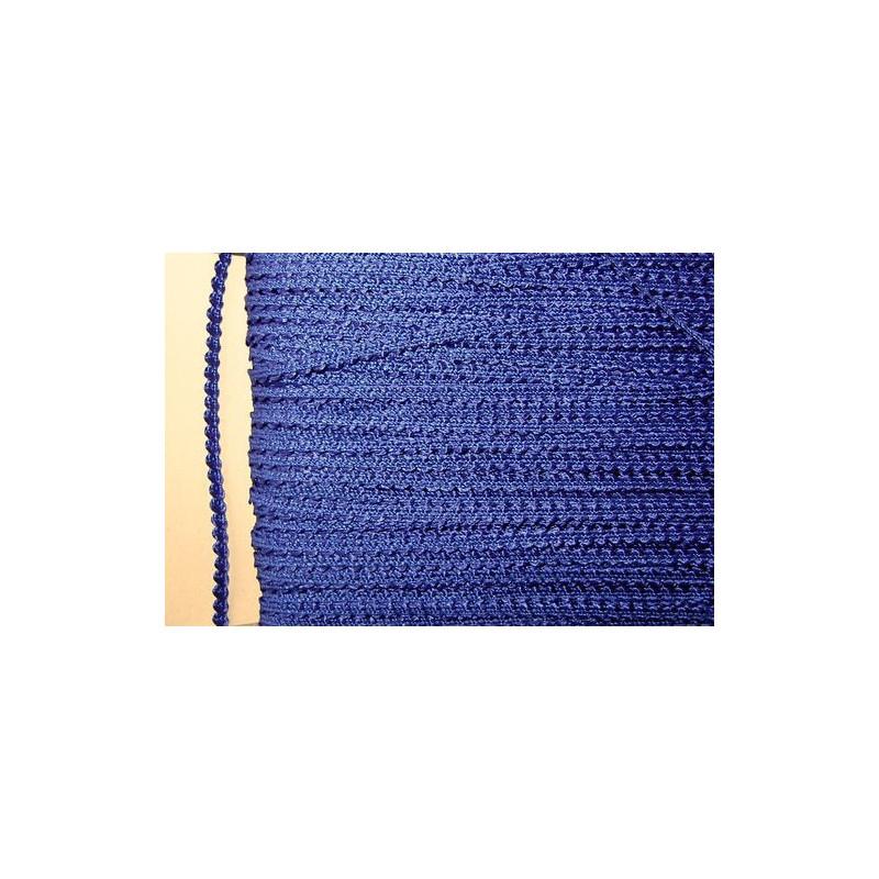 <b>Knobbly-nauha, leveys 3 mm, sininen</b>