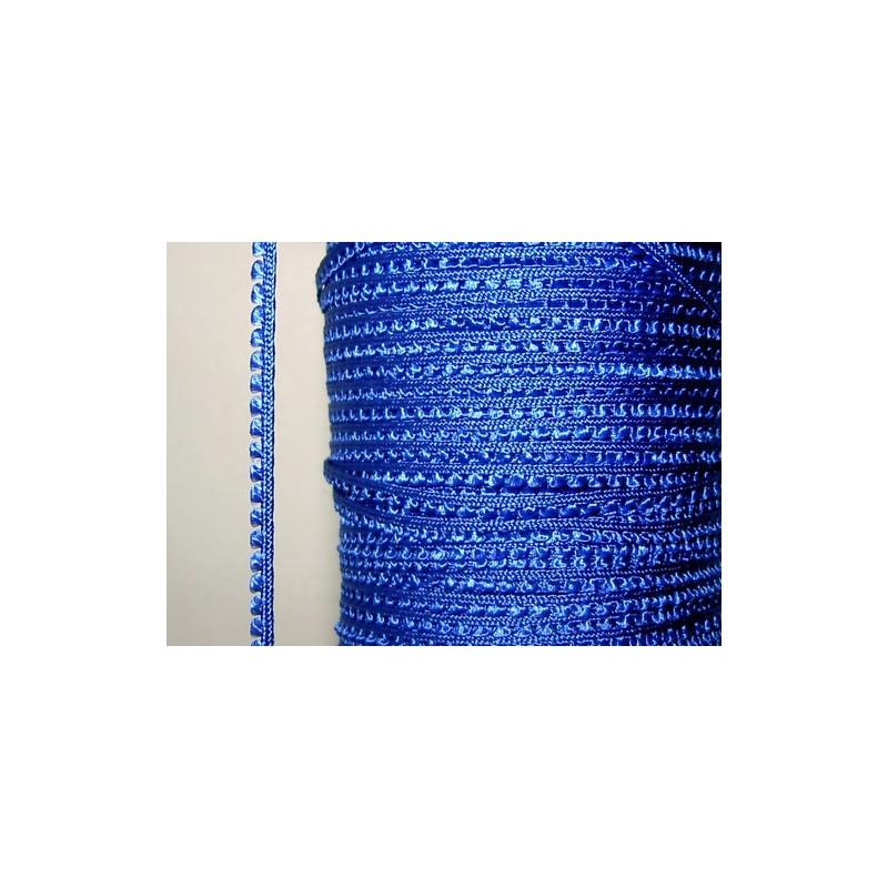 <b> Picot-nauha, leveys 3 mm, sininen</b>