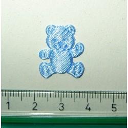 <b> Nallekarhu, vaaleansininen (10 kpl)</b>