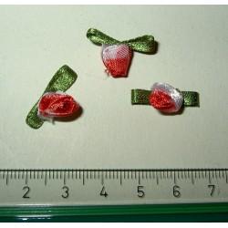 Ruusunnuppu, punainen (10 kpl)