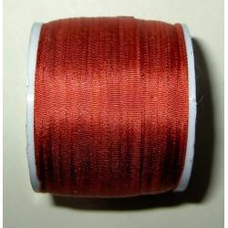 <b> Silkkinauha, tummanpunainen, leveys 4 mm</b>