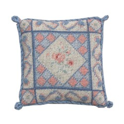 <b>NM56 Tyyny, Rose with Geometric Border 3 </b>