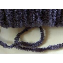 <b>Chenillenauha thick, leveys n. 4 mm, ametisti</b>