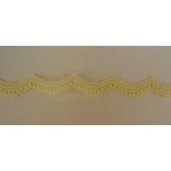 <b>Pitsi, keltainen, leveys 13 mm</b>