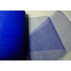 <b>Tyllinauha, sininen, leveys n. 7,5 cm</b>