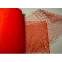 <b>Tyllinauha, punainen, leveys n. 7,5 cm</b>