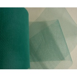 Tyllinauha, vihreä, leveys n. 75 mm (2 metriä)