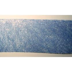 Kuitunauha sininen, leveys 50 mm (2 metriä)