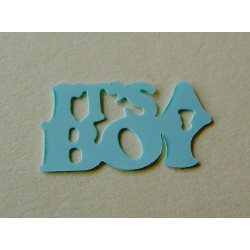 Confetti, It's a boy (20 kpl)