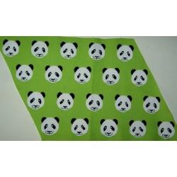 <b>Kangaskuva, panda</b>