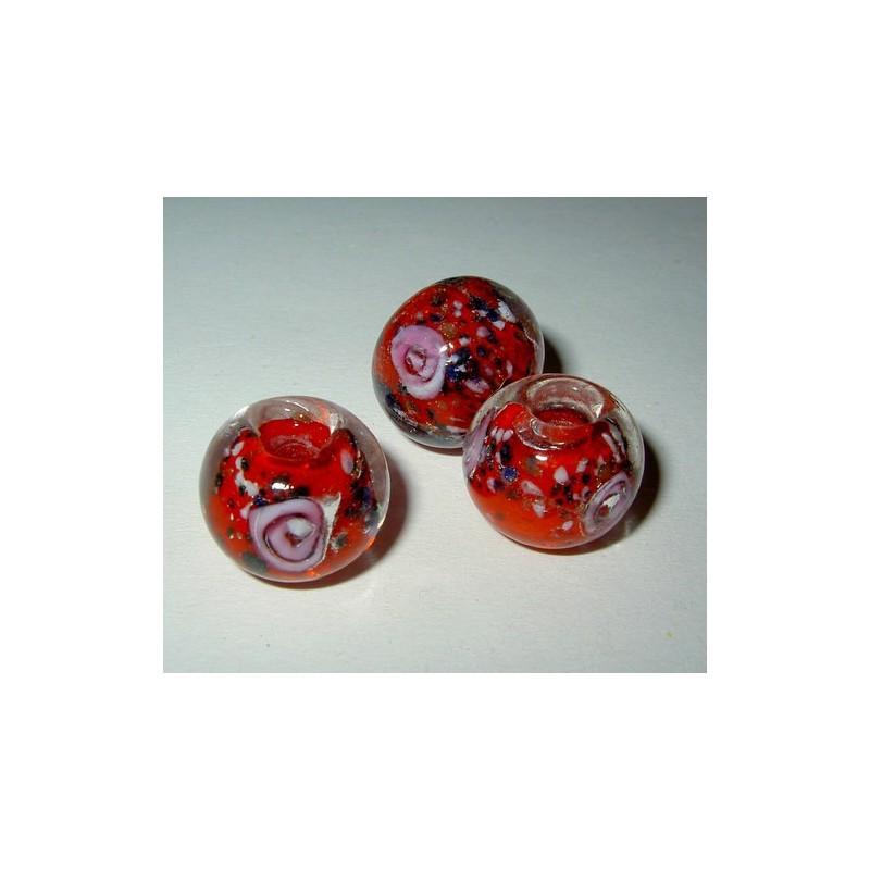 <b>LH pandora ruusu, punainen (4 kpl)</b>