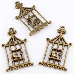 <b>Metallicharmi, lintuhäkki I (3 kpl)</b>