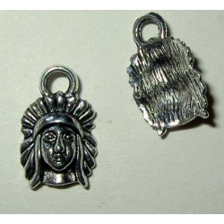 <b>  Metallicharmi, intiaani (2 kpl)</b>