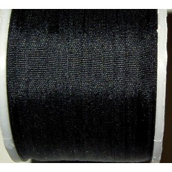<b> Silkkinauha, musta, leveys 4 mm</b>