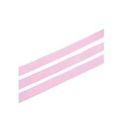 Ribbinauha, vanha roosa, leveys 10 mm (2 metriä)