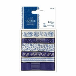<b>Nauhalajitelma, Parisienne Blue</b>