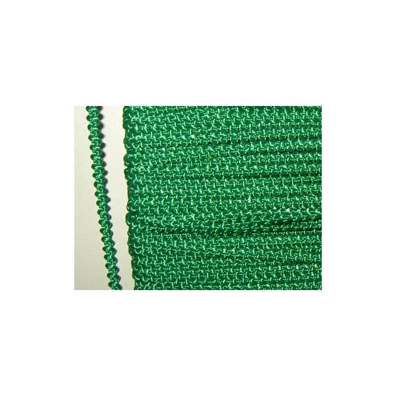 <b>Knobbly-nauha, leveys 3 mm, vihreä</b>