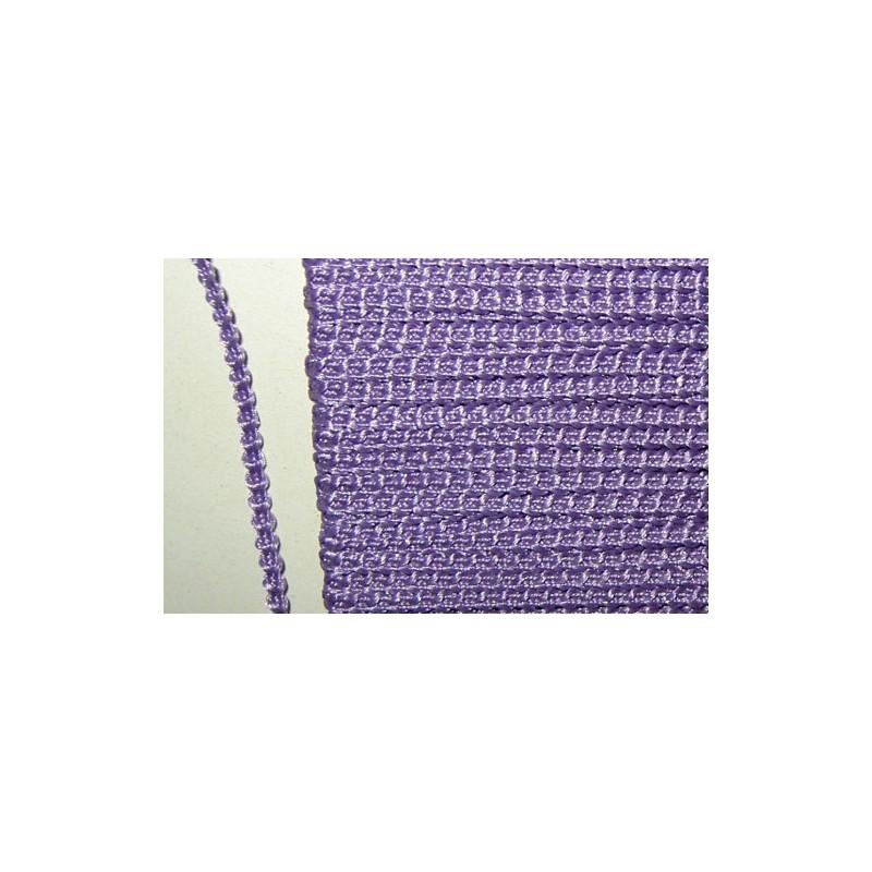 <b>Knobbly-nauha, leveys 3 mm, lila</b>