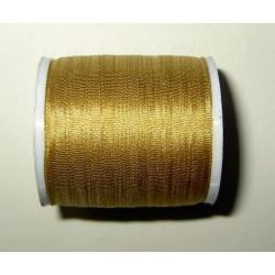 <b> Silkkinauha, antiikkikulta, leveys 2 mm</b>