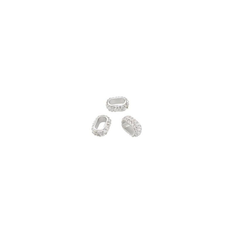 Strassihelmi, kristalli (5 kpl)