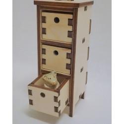 Gepetto, Lipasto 3 laatikkoa